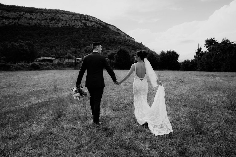 catalan countryside wedding